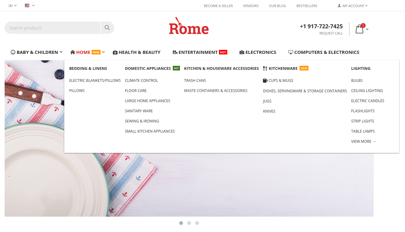 rome-amazon-style-menu.png